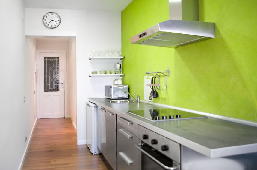 Gracia apartment appartements en location barcelone for Cuisine 5582