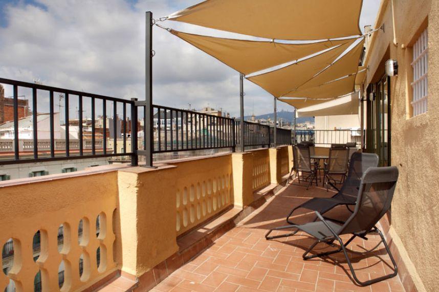 Girona atico accommodation barcelona - Atico barcelona ...