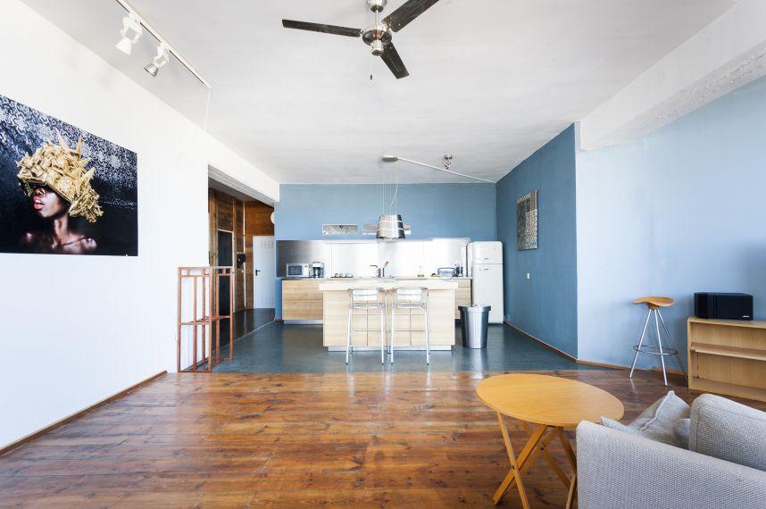 Atico poble nou apartment for rent barcelona - Atico barcelona ...